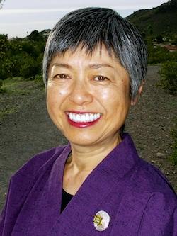 Yuko Halada - Zenshodo Healer Teacher-Artist - Yuko Love